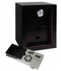 Cigar Oasis 2.0 Humidorschrank Cabinet schwarz V-1350