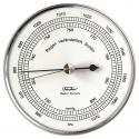 Fischer Barometer Edelstahl