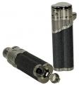 Winjet Spezial Jet Zigarrenfeuerzeug black mit Zigarrenbohrer