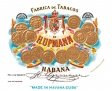 25er Zigarrenbox H. Upmann Zigarre Magnum 46 Boxing Date: April 2016