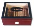 Kristallglas Klavierlack Humidor Cigar V-440