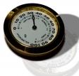 Front-Hygrometer Einbau 35mm