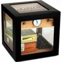 Adorini Humidor Cube Deluxe schwarz