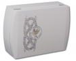 Albus Humidor White Edition Pegaso V-240