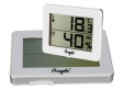 Angelo Digitales Hygro-Thermometer weiss
