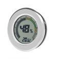 Angelo Digital Hygrometer - Thermometer rund