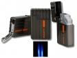 Bugatti Zigarren - Feuerzeug BL 420 mit Zigarrenbohrer