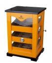 Cohiba-Styl Gastrohumidor - Schrank Luxusausf�hrung in Pianolack