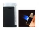 S.T. Dupont Feuerzeug Slim 7 schwarz matt Flat_Flame