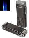 Doppel-Jet Zigarrenfeuerzeug - Zigarrenbohrer Schnappmechanik