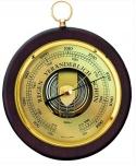 Ausstellungsstück Fischer Barometer Nußbaum