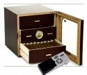 Cigar Oasis Ultra 2.0 Adorini Humidor Chianti Rosenholz medium deluxe V-1060