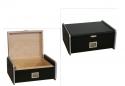 2.Wahl Designhumidor silver-black digital-selbstregulierend V-750