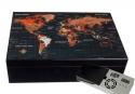 Cigar Oasis Ultra Humidor The World Pianolack V-800