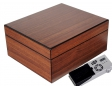 Cigar Oasis Ultra Walnuss Furnier Humidor V-550