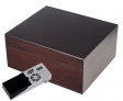 Cigar Oasis Ultra Walnuss Furnier dunkel Humidor V-550