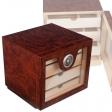 Sonderangebot Wood-Finish Humidorschrank Polymerbefeuchter