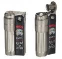 IMCO Feuerzeug Super-Triplex Oil black 100 Anniversary