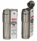 IMCO Feuerzeug Super-Triplex Oil white 100 Anniversary