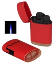 Jetflamme-Feuerzeug - Sturmfeuerzeug red
