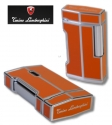 Tonino Lamborghini Feuerzeug Mito Orange