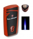 Tonino Lamborghini Feuerzeug Magione Black-Red