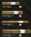 Zigarre Leonel L-Series Perla