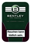 Bentley Pfeifentaback The London Carmine 100g