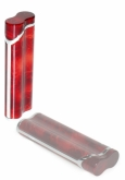 Sonderposten Lotus Feuerzeug 3 braun marmoriert