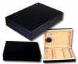 Premium Black Dream Finish Humidor Chico V-220