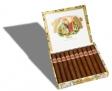 25er Zigarrenkiste Zigarre Romeo y Julieta Mille Fleurs Boxing Date: April 2015