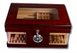 2. Wahl Wood Wonderful Kristallglas Humidor V-1320