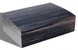 Ausstellungsstück Passatore Humidor dark grey Metallleiste v-640