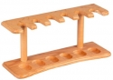 6er Holz - Pfeifenständer