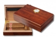 Pocket Humidor Walnut New Generation Polymerbfeuchter Polymerbfeuchter