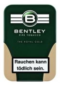 Bentley Pfeifentaback The Royal Gold 100g