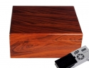 Cigar Oasis Ultra Savoy by Ashton Humidor Rosewood medium