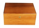 Savoy by Ashton Humidor Zebra Wood Large