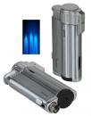 3fach-Jet Zigarrenfeuerzeug - Bohrer Schnappmechanik Tycoon