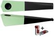 Vauen Pfeife Quixx pastell grün + Winjet Pfeifenfeuerzeug