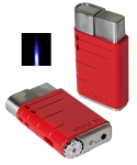Xikar Linea Single Jet Feuerzeug Riot-Rot