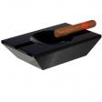 Zigarren Aschenbecher Black-Kristall 2,35 kg