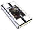 2. Wahl Pianolack-Kristallglas Zigarrenascher weiss