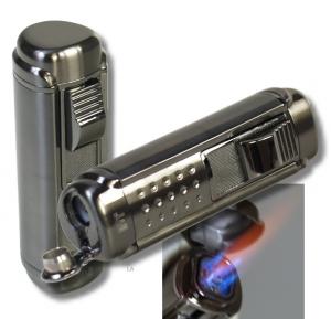 WinJet Zigarren Feuerzeug Titan 4fach Jetflamme-Bohrer 2