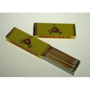 Montecristo Zigarren Streichholz