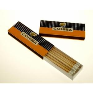 Cohiba Zigarren Streichholz