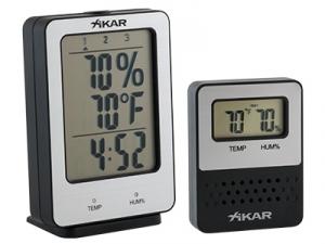 Xikar Hygrometer PuroTemp Base Starter Set