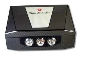 Secunda Tonino Lamborghini Carbon Humidor V 780