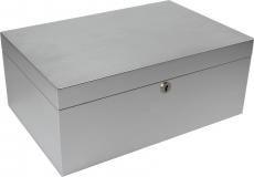 Adorini Humidor Aluminium - Delux V-1000