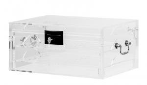 Humidor Acrylglas 3 Ebenen Premiumbefeuchtung